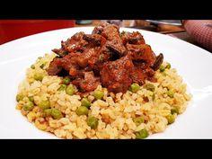 (8) Gombás csirkemájpörkölt plusz ez + az 🧅🧄🌶🍄😉👕 @Szoky konyhája - YouTube Fried Rice, Fries, Ethnic Recipes, Food, Youtube, Essen, Meals, Nasi Goreng, Yemek