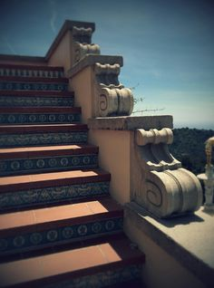All about the details at Hearst Castle