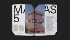 Diseño editorial, fotografía y arquitectura en perfecto match | paredro.com