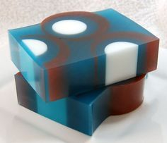 Modern Latte Soap by CutiePieSoaps on Etsy, $5.50