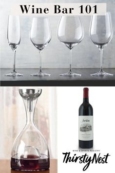 Wine Bar Essentials for Your Wedding Registry