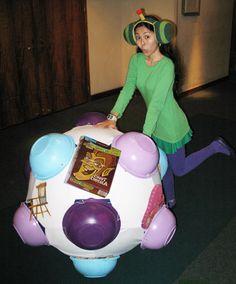 DELUXE Katamari Prince OMFG I need this costume!!!!