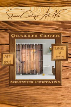 Our luxurious high quality fabric shower curtains are all made with 100% premium grade soft polyester cloth. This allows the curtain to drape gracefully while also providing quick drying technology which easily evaporates any unwanted moisture.