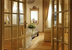 Grand Hotel National Residences - We offer luxury residences for longer-term stays or for use as your domicile in Lucerne. Italian Marble, Lucerne, Comfortable Sofa, Empire Style, Grand Hotel, Relax, Rooms, Luxury, Modern