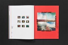 Magazine graphic-design