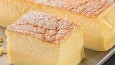En magisk kage - put den i formen, og den vil selv dele sig i to lag!