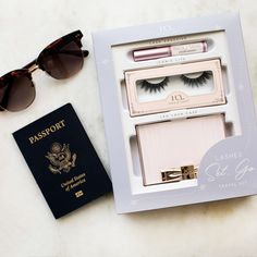 Handcrafted lashes using premium human hair and cruelty-free synthetic fibers. House Of Lashes, Travel Kits, Everyday Makeup, Cruelty Free, Packing, Gifts, Bag Packaging, Presents, Daily Makeup