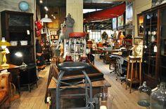 luzia pimpinella | travel |antwerpen: vintage shopping in der kloosterstraat | antwerp: vintage shooping at kloosterstraat