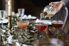 Christmas Drinks at Soho Farmhouse | Soho House Inspiration