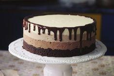 preparare mousse Tiramisu, Mousse, Ice Cream, Cookies, Cake, Ethnic Recipes, Sweet, Desserts, Wood Letters