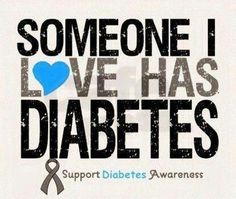 Support #diabetes awareness