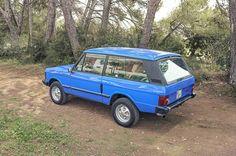 1986 Land Rover Range Rover - 2 Door / Manual Trans / Turbo Diesel