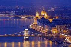 Danube River Cruise & Travel - Spend 8 days cruising through Hungary, Romania, and Serbia, on this small ship round trip voyage through Central Europe Budapest City, Visit Budapest, Budapest Hungary, Budapest Christmas Market, Danube River Cruise, Best Boutique Hotels, Cruise Travel, Travel Tourism, Travel Trip
