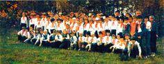 https://flic.kr/p/S94aJG | DDR Schülergruppe,Thälmannpioniere,Jungpioniere,Freie-Deutsche-Jugend(FDJ),DDR Kinder,DDR Pioniere