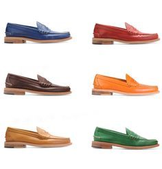 136ed4f9e26 Walk-Over Penny Loafers Casual Loafers
