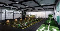 Resultado de imagen para crossfit gym design