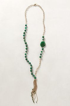 Royal Fireworks Necklace #anthropologie