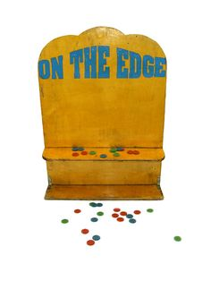 On The Edge - Carnival Game