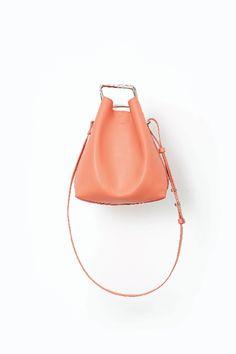 6c4ad15abee8 Phillip Lim Mini Bucket Bag in Sherbert    Light pink bucket bag