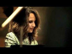 """Hélène Grimaud plays the """"Adagio"""" from Mozart's Piano Concerto no.23 - YouTube beautiful and magical to watch. :)"""