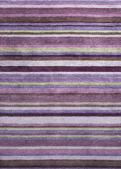 Purple Regatta Rug 08 Modern Wool Rugs