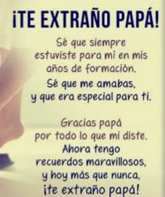 Papa I Miss You Dad, Daddy I Love You, God Prayer, Prayer Quotes, Best Quotes, Love Quotes, Inspirational Quotes, Missing Dad, Life Philosophy