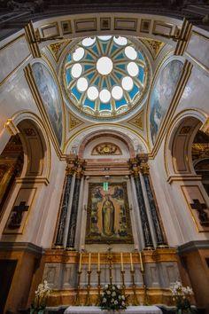 Capilla de la Inmaculada Concepción, Iglesia del Sagrado Corazón (Valencia - Spain)