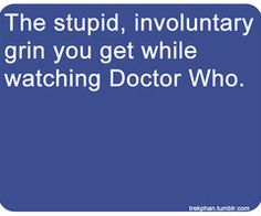 Or when you're looking at Doctor Who pins on pinterest...