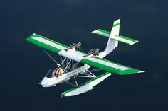 Photos of AirCam float plane by Lockwood Aircraft