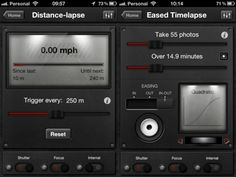Trigger your camera 12 different ways with Triggertrap's new app.  Looks so awesome.  I really want to look into getting this.