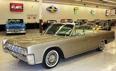1964 Lincoln Continental Convertible Sedan
