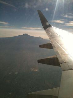 Puebla Skies March 2013