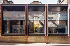 Aluminium patio door VITROCSA TH  Guillotine by Vitrocsa