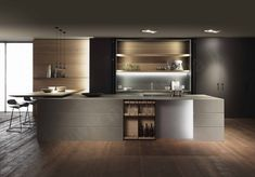 Introducing Frame Evolution of style: a unique program tha combines design and functionality. Kitchen Design Program, Kitchen Room Design, Best Kitchen Designs, Kitchen Cabinet Design, Home Decor Kitchen, Interior Design Kitchen, Kitchen Furniture, Kitchen Cabinets, Contemporary Kitchen Design