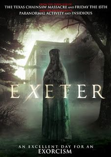 Diario: Sin Ton Ni Son... ¡Películas!: Exeter - An Excellent Day for an Exorcism-