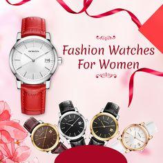 Watch's Women Quartz Fashion Fashion Watches, Michael Kors Watch, Quartz, Band, Leather, Accessories, Women, Sash, Bands