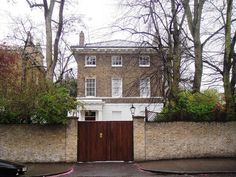 Sir Paul's London home 7 Cavendish Avenue  John Lennon Beatles, The Beatles, Paul Mccartney House, London Neighborhoods, Sir Paul, London House, Abbey Road, Days Out, Places