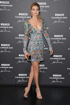Emerging Style Icons from 2014 - Gigi Hadid. Shop her signature look on ShopBAZAAR.