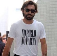 Pirlo confirms his place as coolest person ever with ace World Cup t-shirt