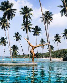 VLOG 001 - Sri Lanka ! Now up on my youtube!! X link in my bio @aman #amanwella