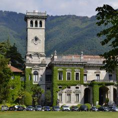 Villa Erba, Como Italy