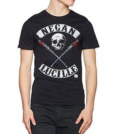 Camiseta de Serie - Walking Dead - Negan Lucille - Tienda Deseries.net