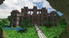 Amyntas Minecraft World Save