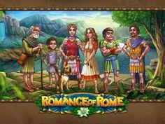 Romance opf Rome #hidden object game