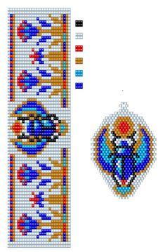 off loom beading techniques Bead Loom Bracelets, Beaded Bracelet Patterns, Bead Loom Patterns, Beading Patterns, Stitch Patterns, Beaded Jewelry, Beading Ideas, Beading Supplies, Peyote Beading