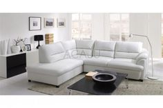 Chic New Msofas Lucca Comfortable Corner Modern SofaBed Storage Living Room Furniture Sofas from top store Diana, Sofa Bed, Couch, Building Society, Leather Corner Sofa, Lucca, Sofas, Living Room, Sofa