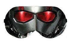 Ant Man Marvel Sleeping Sleep Eye Eyes Mask Masks Night Blindfold Blindfolds cover shade patch Eyeshade Sleepmask Eyemask Slumber Slumbers by venderstore on Etsy