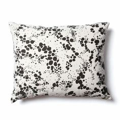 SPOTS PILLOW Rebecca Atwood | #pillows #homeaccessories #homedecor