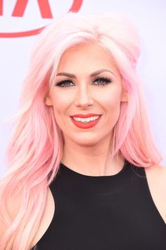"""""""Pastel shades mixed with glamorous styling are anticipated,"""" says Scrivo. If unnatural dye colors bring messy hair and damaged locks to mind, just wait until you see all the pretty pink, purple, and blue 'dos styled to perfection."""
