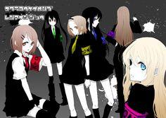 /K-ON!/#140253 - Zerochan | K-On! | Kakifly | Kyoto Animation / Hirasawa Yui, Tainaka Ritsu, Akiyama Mio, Kotobuki Tsumugi, Nakano Azusa, and Yamanaka Sawako